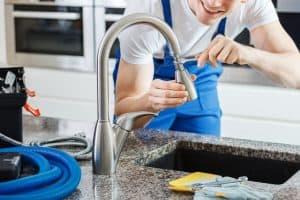 plumbing fixture repair