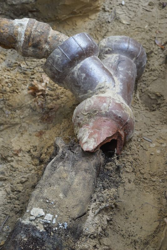 Why Work With Our Team for Sewer Repair